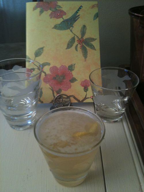 Silk Road Martini & Asparagus Risotto 016