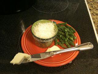 Silk Road Martini & Asparagus Risotto 045