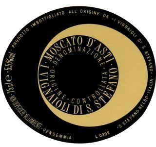 Moscato Label Small