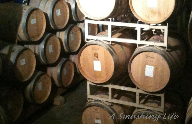 August 2011 284 - Barrel Room A