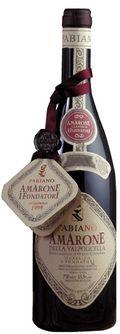 FABIANO I Fondatori Amarone Bottle Pic No Vintage_2009_06