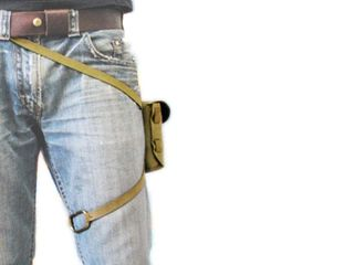 Strap on holster Purse