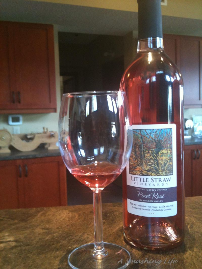 Little Straw 2010 Pinot Rose