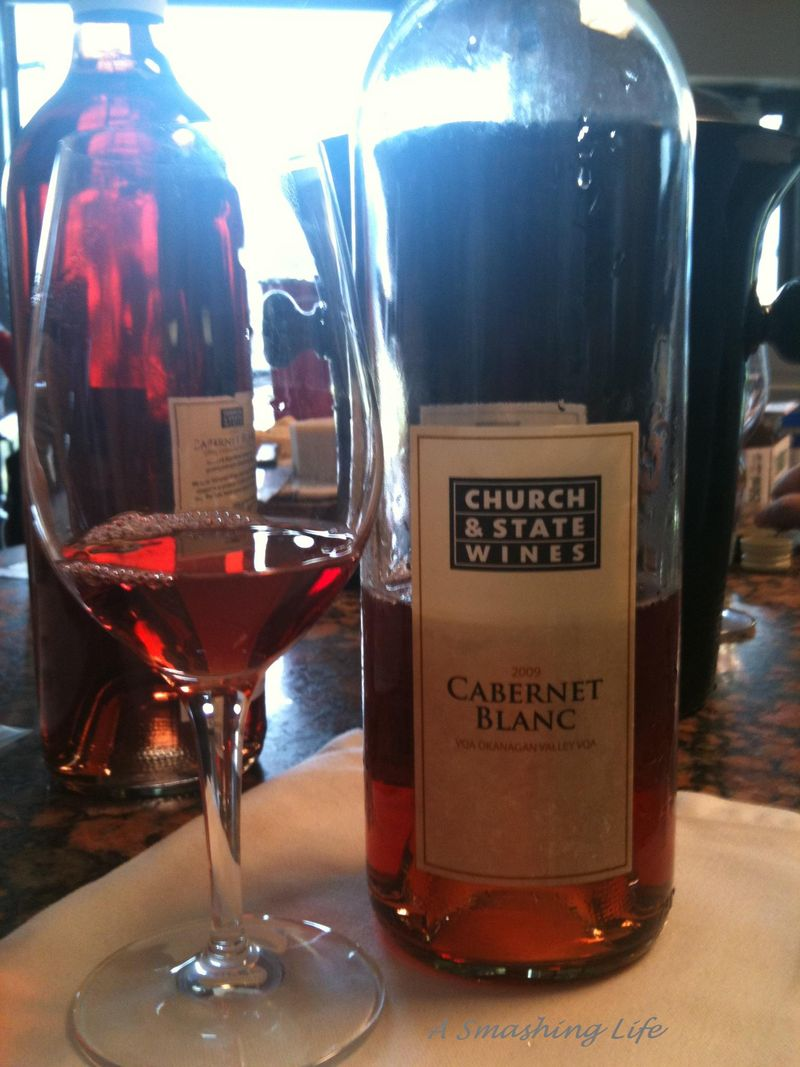Church and State Cabernet Blanc