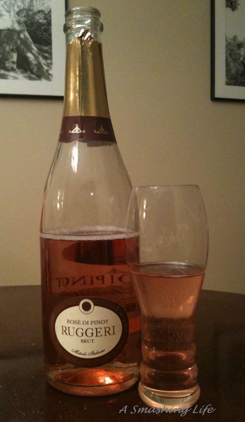 Ruggeri Rose Di Pinot